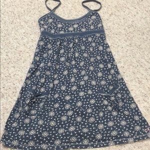 Hollister Blue Swim Cover-Up